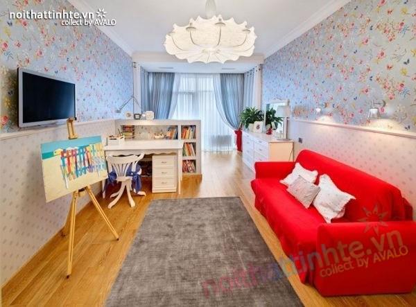 Thiết kế nội thất chung cư ở Kiev - Ukraina 08