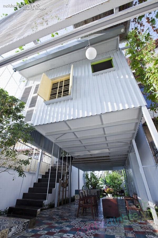 Mẫu nhà đẹp với thiết kế đầy tinh tế ở Ninh Thuận 11