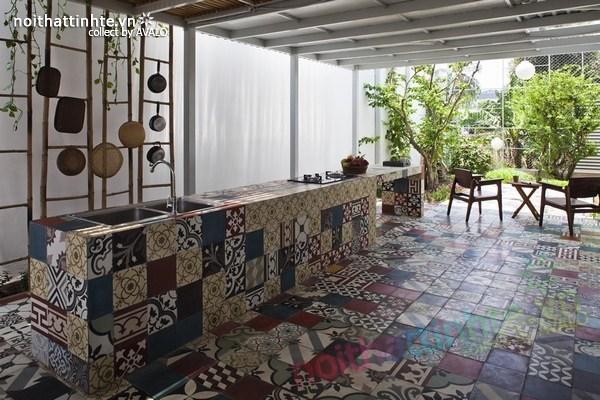 Mẫu nhà đẹp với thiết kế đầy tinh tế ở Ninh Thuận 02