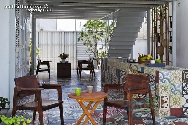 Mẫu nhà đẹp với thiết kế đầy tinh tế ở Ninh Thuận 04