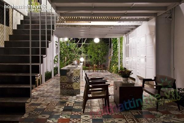 Mẫu nhà đẹp với thiết kế đầy tinh tế ở Ninh Thuận 05