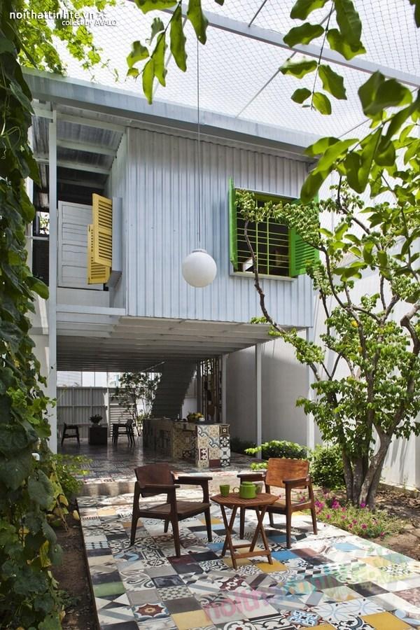 Mẫu nhà đẹp với thiết kế đầy tinh tế ở Ninh Thuận 06