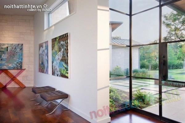 Biệt thự đẹp 2 tầng phong cách Blanco 03