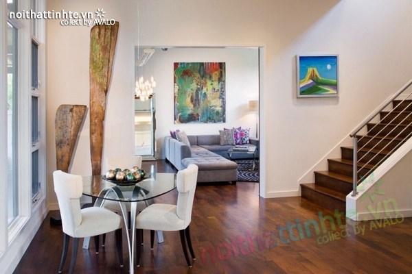 Biệt thự đẹp 2 tầng phong cách Blanco 08