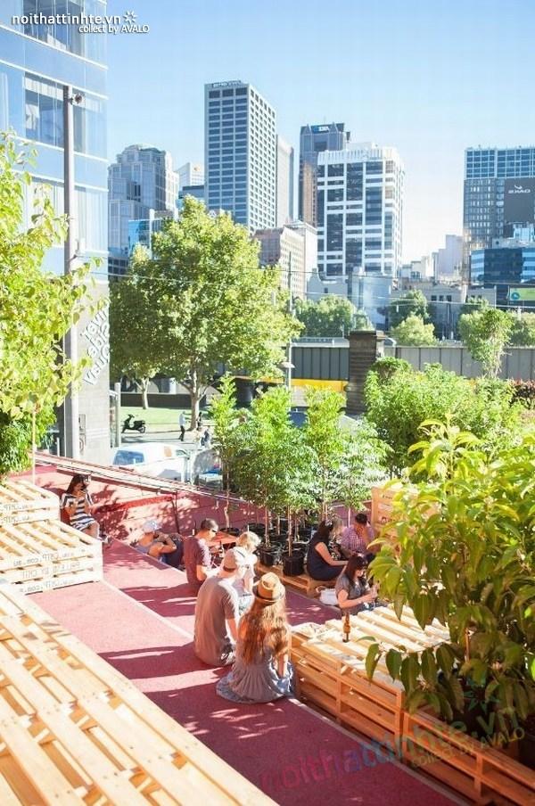 Quán cafe đẹp và độc đáo ở Melbourne 01