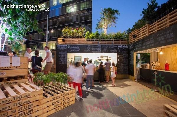 Quán cafe đẹp và độc đáo ở Melbourne 06
