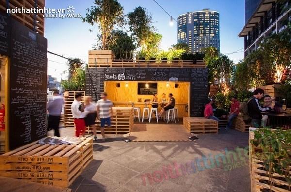 Quán cafe đẹp và độc đáo ở Melbourne 07