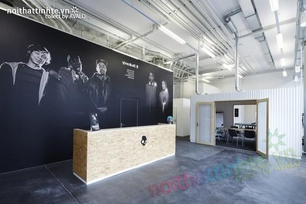 Thiết kế văn phòng SkullCandy 09