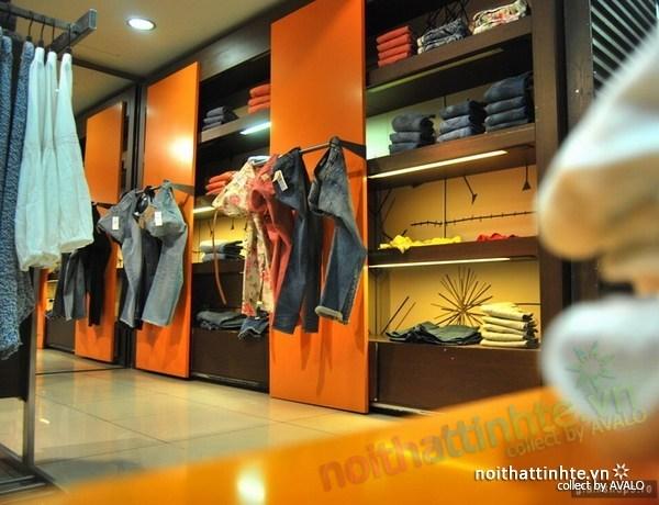 Thiết kế cửa hàng ở Buchdarest 05