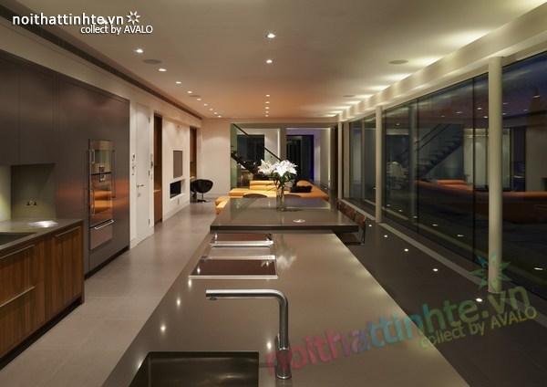 Thiết kế nội thất biệt thự White Lodge 10
