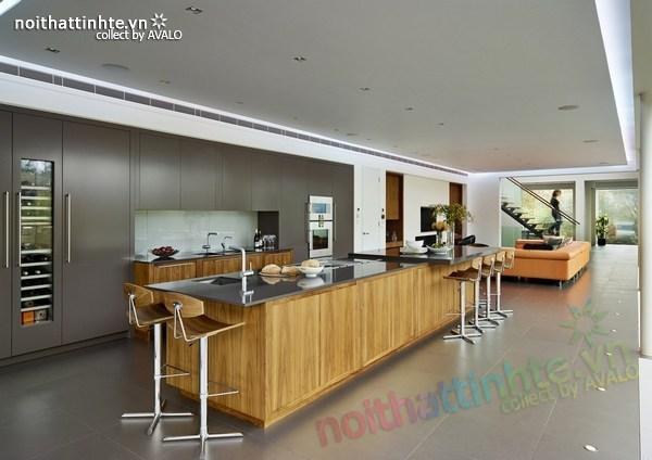 Thiết kế nội thất biệt thự White Lodge 05