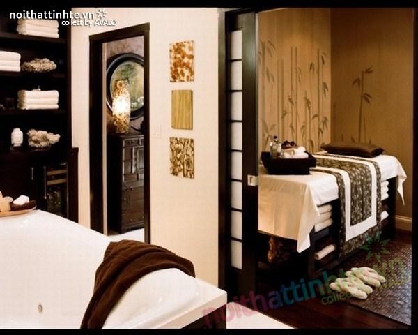 Trang trí nội thất cho một Spa đẹp 05