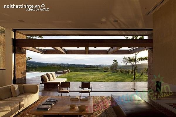 Mẫu nhà đẹp 2 tầng ở Quinta 01