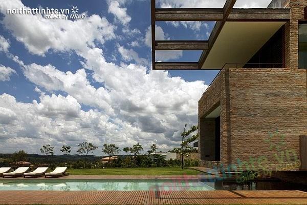 Mẫu nhà đẹp 2 tầng ở Quinta 02