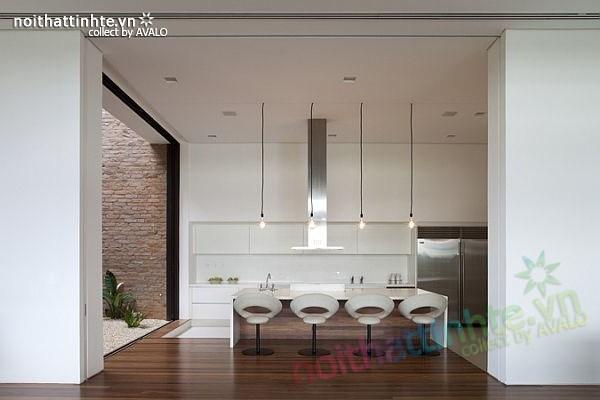 Mẫu nhà đẹp 2 tầng ở Quinta 03