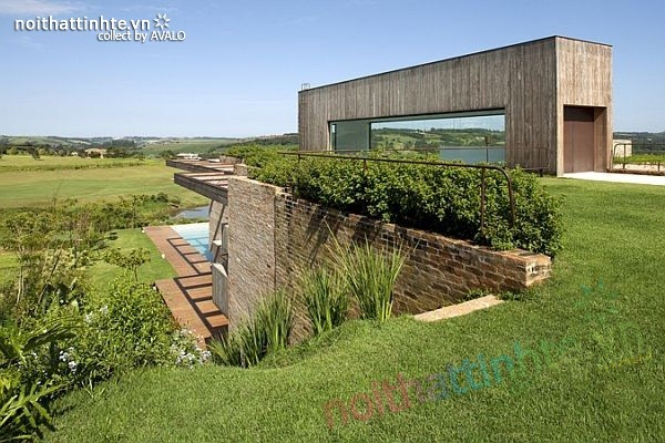 Mẫu nhà đẹp 2 tầng ở Quinta 05