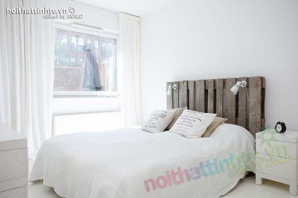Thiết kế nội thất chung cư 70m2 phong cách Bắc Âu 07