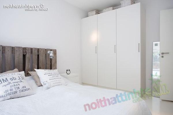 Thiết kế nội thất chung cư 70m2 phong cách Bắc Âu 08