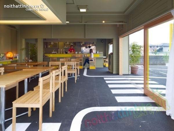 Quán cafe đẹp ở Nhật Bản 03