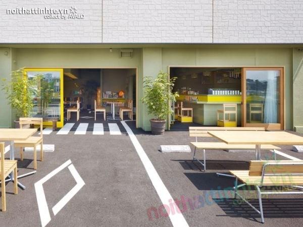 Quán cafe đẹp ở Nhật Bản 05