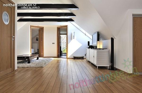 Thiết kế nhà đẹp 1 tầng duyên dáng ở Malmo 01