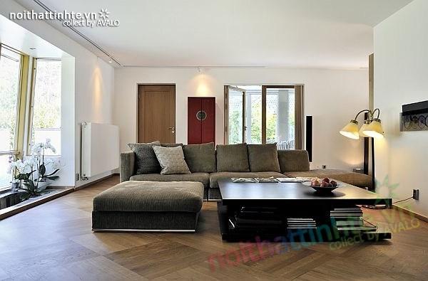 Thiết kế nhà đẹp 1 tầng duyên dáng ở Malmo 09