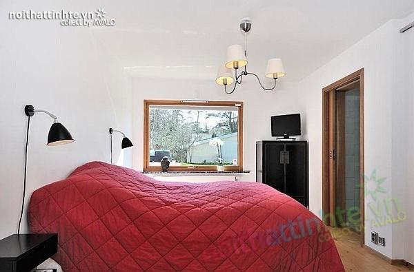 Thiết kế nhà đẹp 1 tầng duyên dáng ở Malmo 04