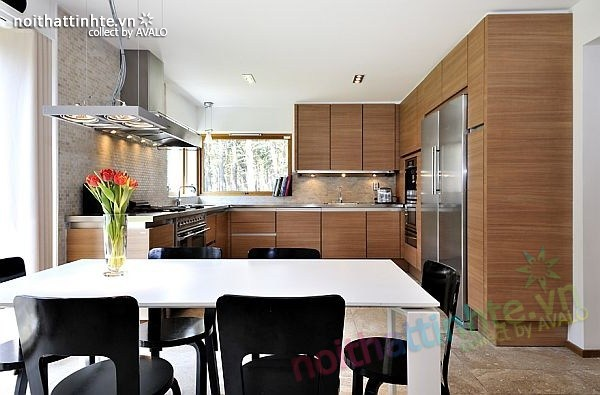 Thiết kế nhà đẹp 1 tầng duyên dáng ở Malmo 08