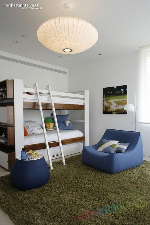 Thiết kế nhà đẹp 2 tầng hiện đại Brentwood Residence 09