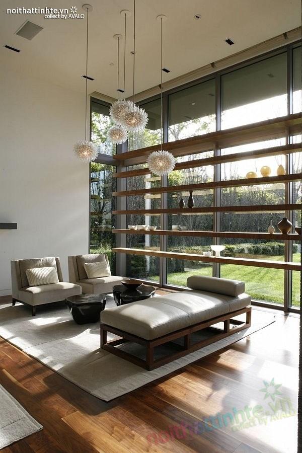 Thiết kế nhà đẹp 2 tầng hiện đại Brentwood Residence 05