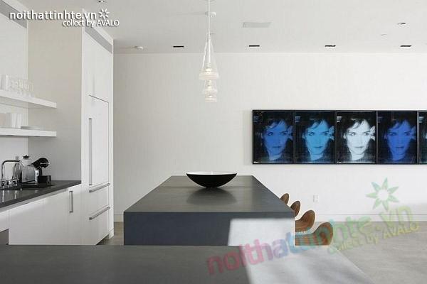Thiết kế nhà đẹp 2 tầng hiện đại Brentwood Residence 07