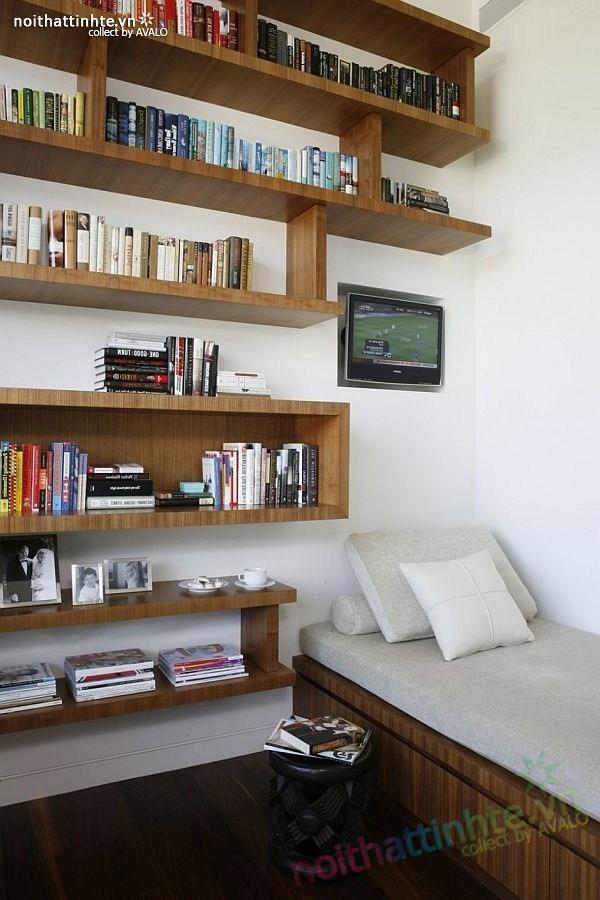 Thiết kế nhà đẹp 2 tầng hiện đại Brentwood Residence 08