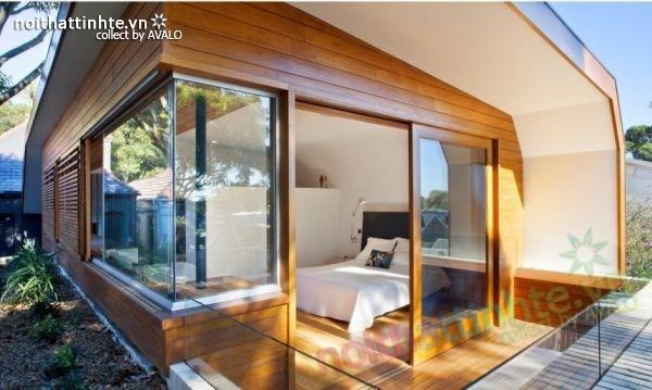 Thiết kế nhà đẹp 2 tầng ở Queen Park 01