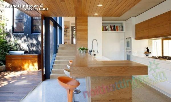 Thiết kế nhà đẹp 2 tầng ở Queen Park 04