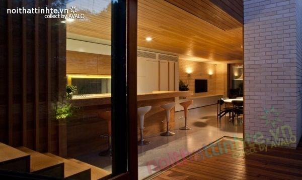 Thiết kế nhà đẹp 2 tầng ở Queen Park 05