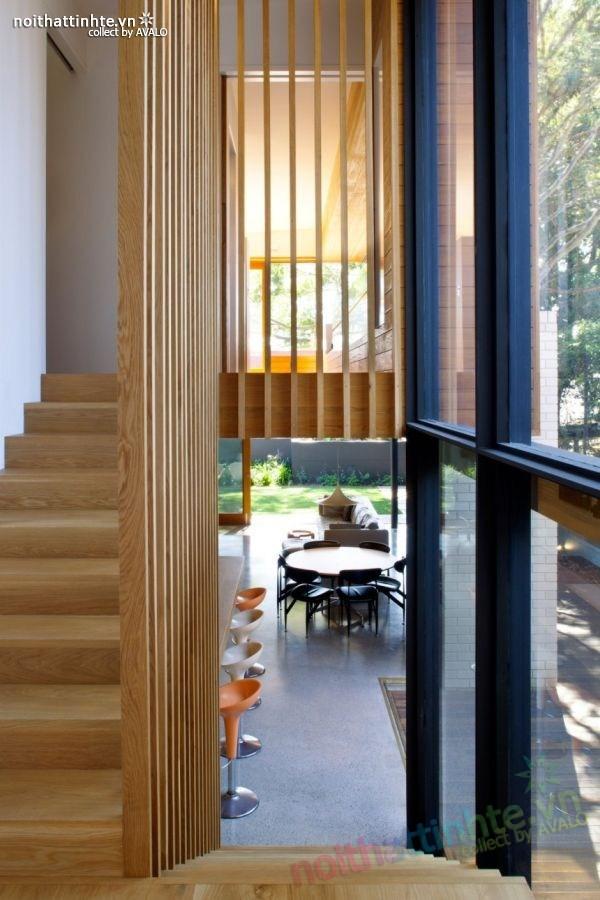 Thiết kế nhà đẹp 2 tầng ở Queen Park 06