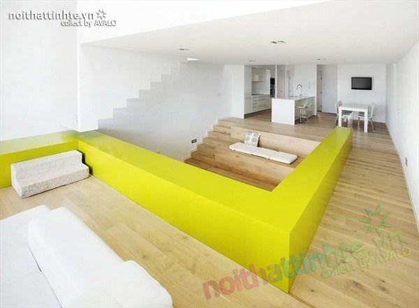Mẫu nhà đẹp 3 tầng hiện đại ở Girona - Tây Ban Nha 06