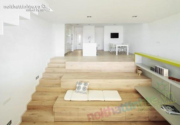 Mẫu nhà đẹp 3 tầng hiện đại ở Girona - Tây Ban Nha 04