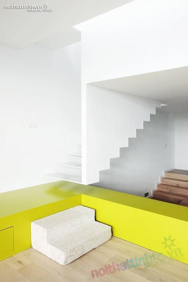 Mẫu nhà đẹp 3 tầng hiện đại ở Girona - Tây Ban Nha 05