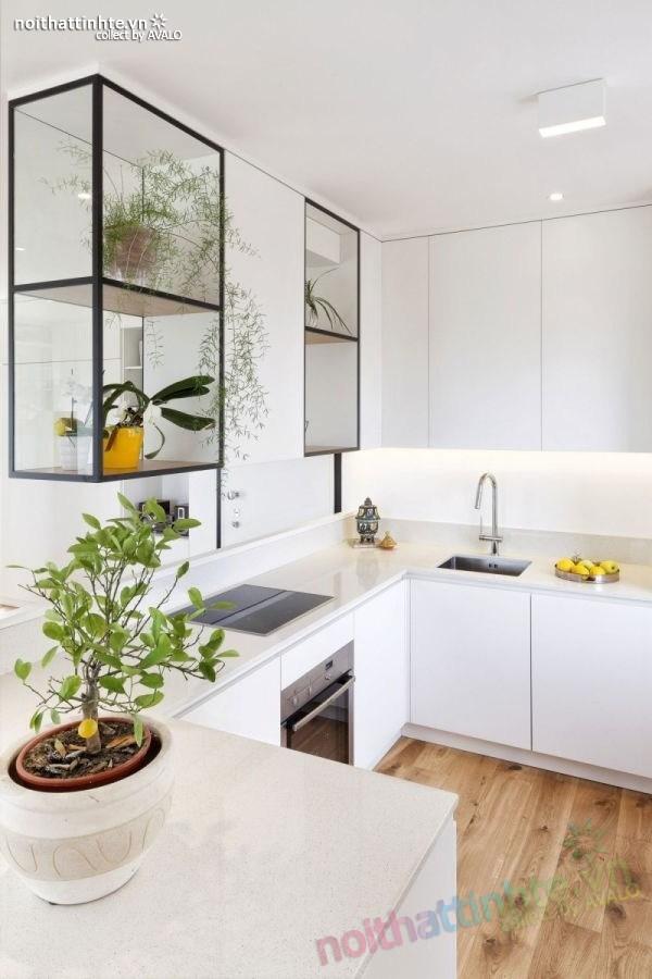 Thiết kế chung cư hiện đại bằng gỗ ở Ý 05