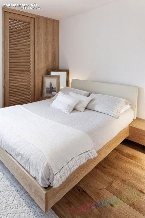 Thiết kế chung cư hiện đại bằng gỗ ở Ý 07