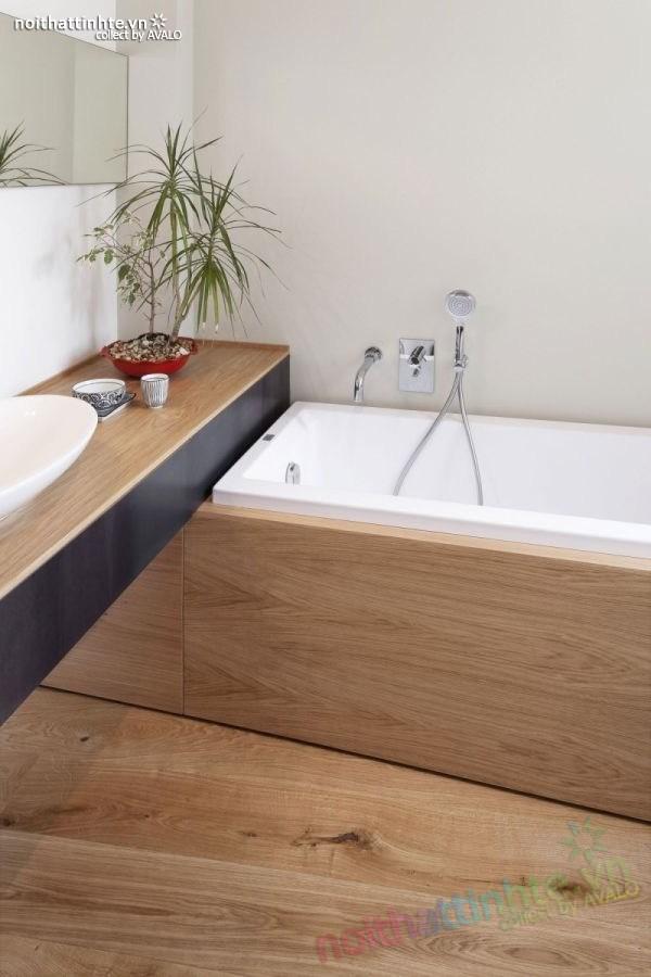 Thiết kế chung cư hiện đại bằng gỗ ở Ý 08