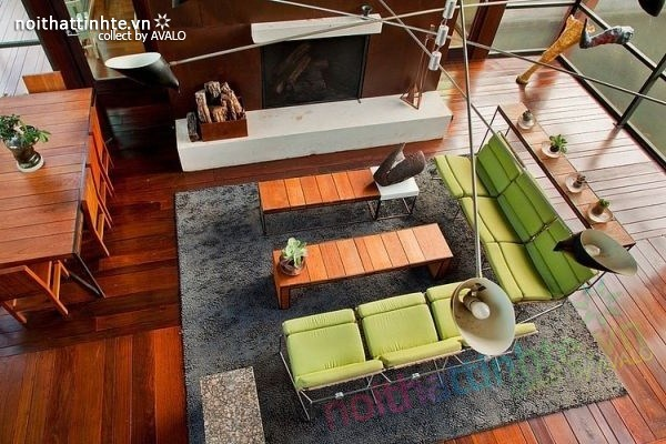 Thiết kế ngôi nhà vườn đẹp The Lake Austin 02