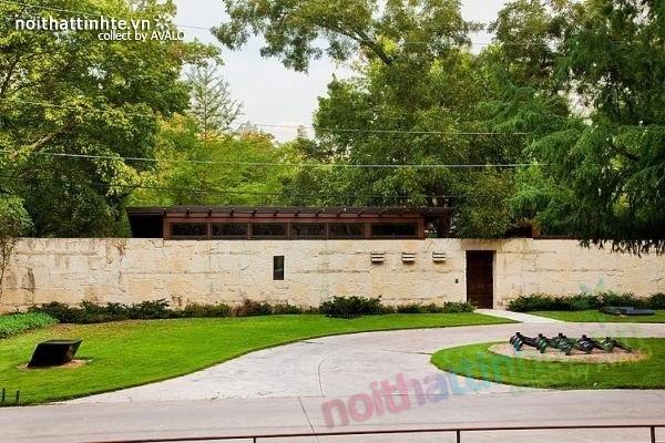 Thiết kế ngôi nhà vườn đẹp The Lake Austin 07