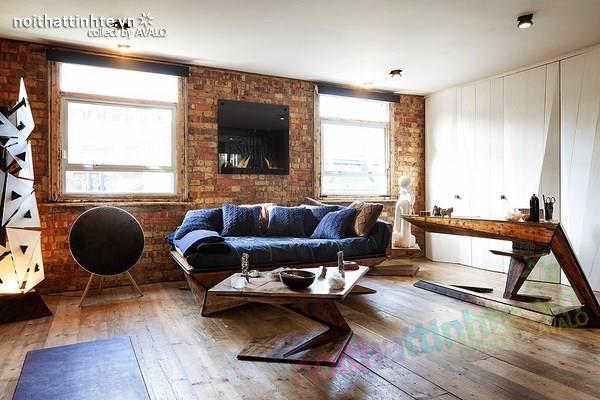 Cải tạo nội thất chung cư đẹp sang trọng và bền vững 02