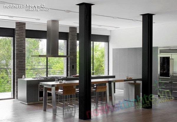 Thiết kế nhà đẹp với nhiều nét kiến trúc hấp dẫn 09