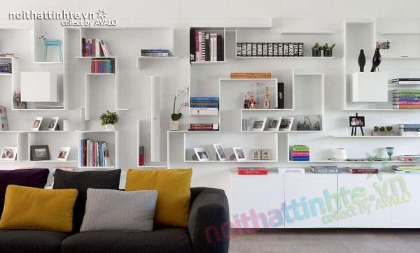 Thiết kế nhà đẹp với nhiều nét kiến trúc hấp dẫn 10