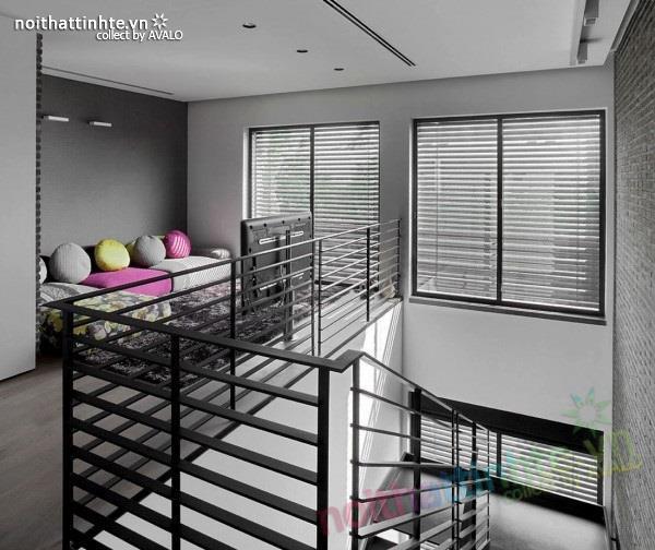 Thiết kế nhà đẹp với nhiều nét kiến trúc hấp dẫn 14