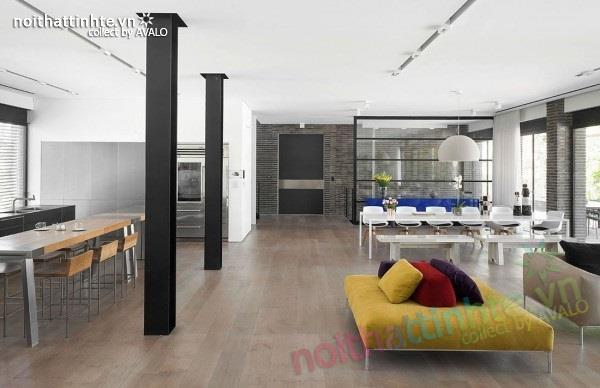 Thiết kế nhà đẹp với nhiều nét kiến trúc hấp dẫn 02