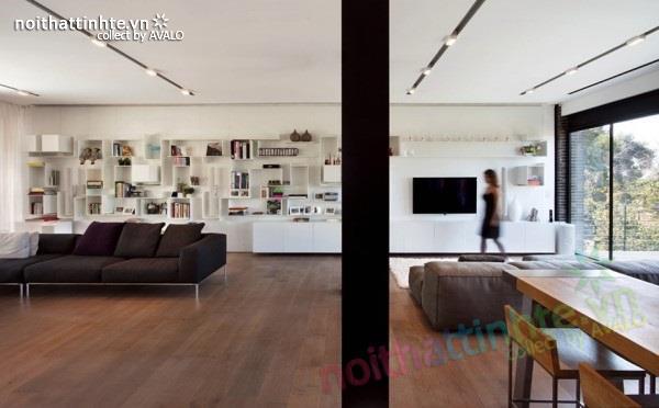 Thiết kế nhà đẹp với nhiều nét kiến trúc hấp dẫn 04